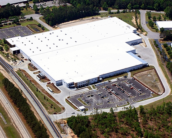 JTEKT Corporation doubles size of manufacturing facility in Richland County, South Carolina